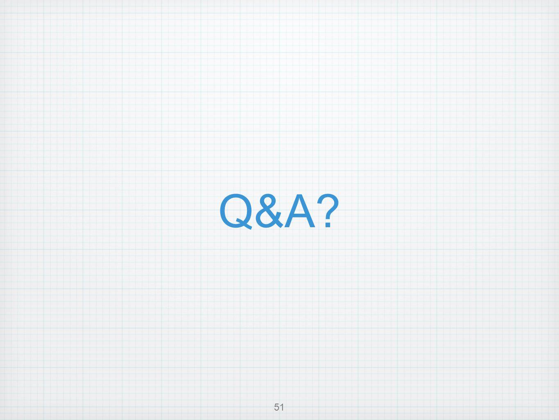 Q&A 51