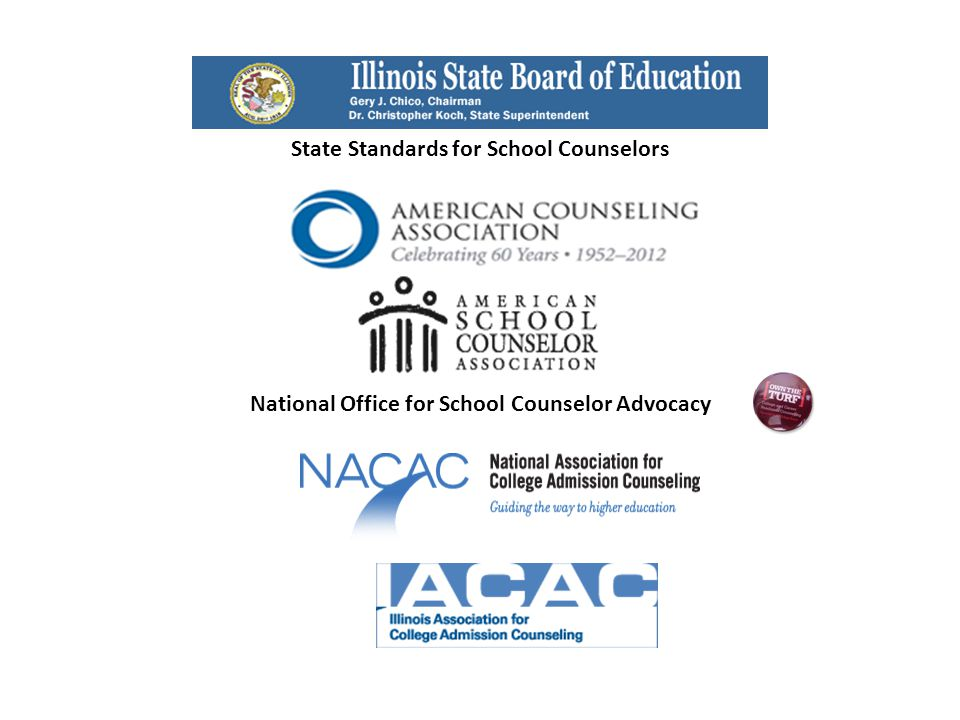 State Standards for School Counselors National Office for School Counselor Advocacy