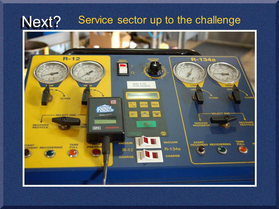 Next Service sector up to the challenge