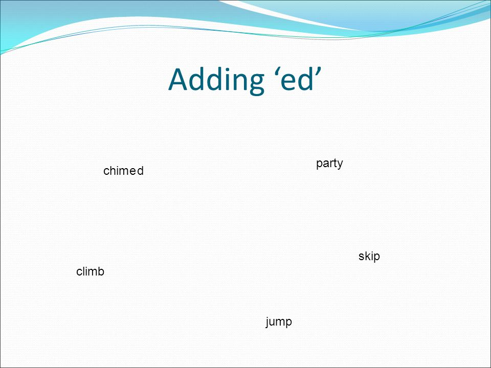 a e i ou It is important that children can distinguish between long and short vowel sounds, so that they can apply the rules when adding suffixes and