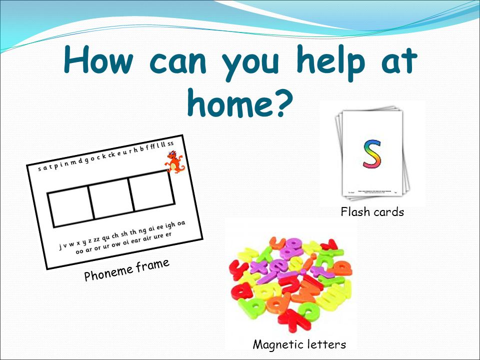 How can you help at home? www.ictgames.com