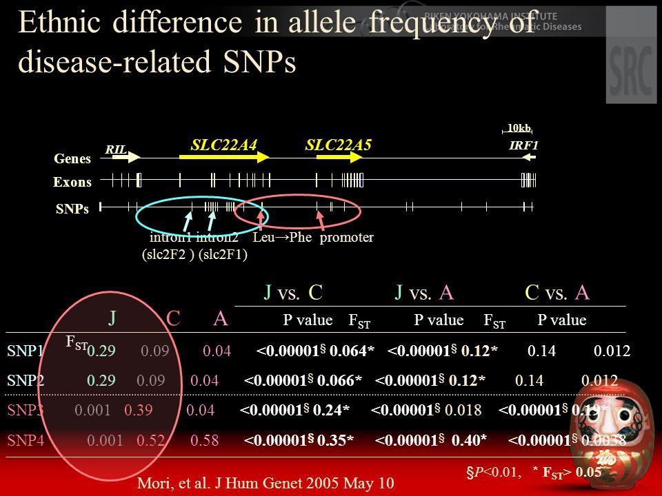 SNP1 0.29 0.09 0.04 <0.00001 § 0.064* <0.00001 § 0.12* 0.14 0.012 SNP2 0.29 0.09 0.04 <0.00001 § 0.066* <0.00001 § 0.12* 0.14 0.012 SNP3 0.001 0.39 0.
