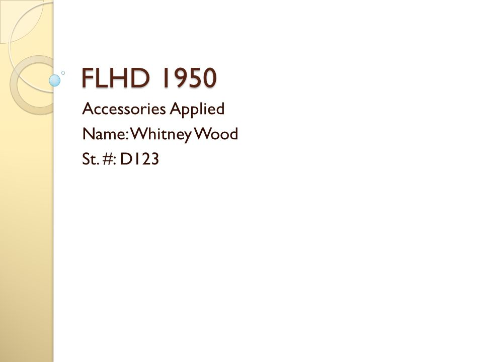 FLHD 1950 Accessories Applied Name: Whitney Wood St. #: D123