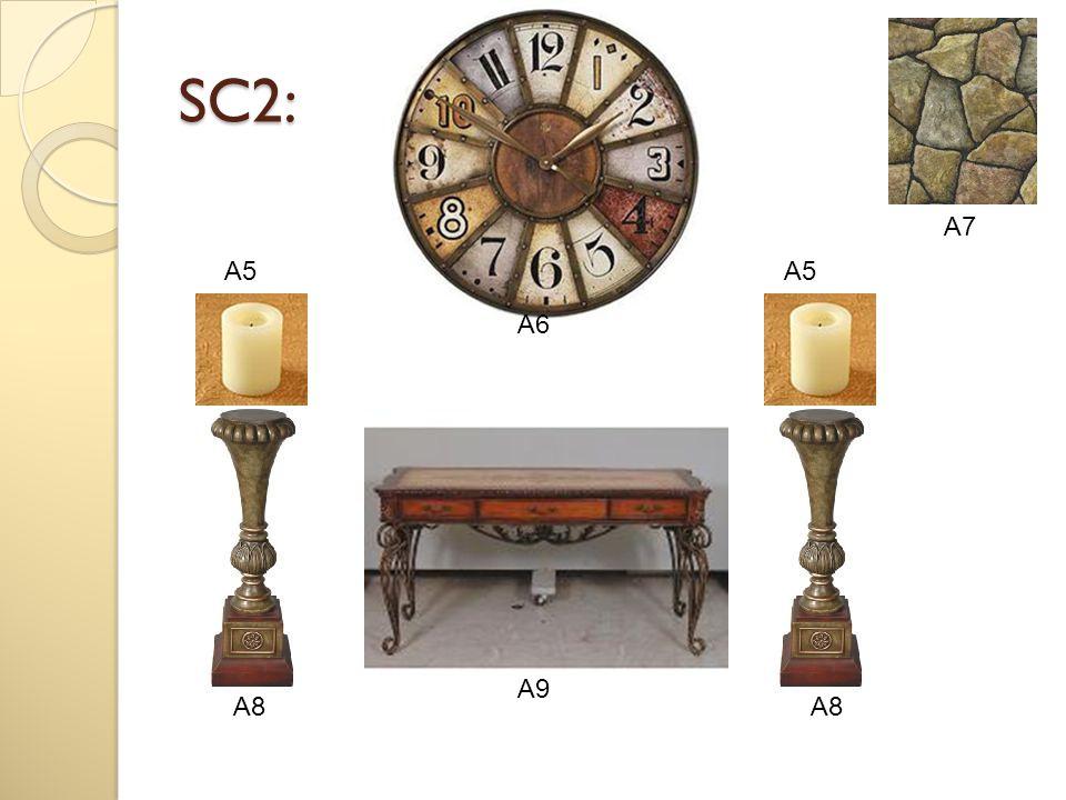 SC2: A5 A6 A7 A5 A8 A9 A8