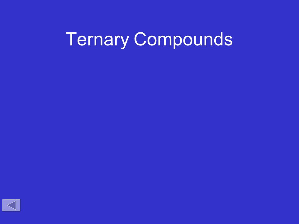 Covalent Binary Compounds: Nonmetal-Nonmetal Combinations Keys Covalent Binary Compounds: Nonmetal-Nonmetal Combinations http://www.unit5.org/chemistry/Nomenclature.html
