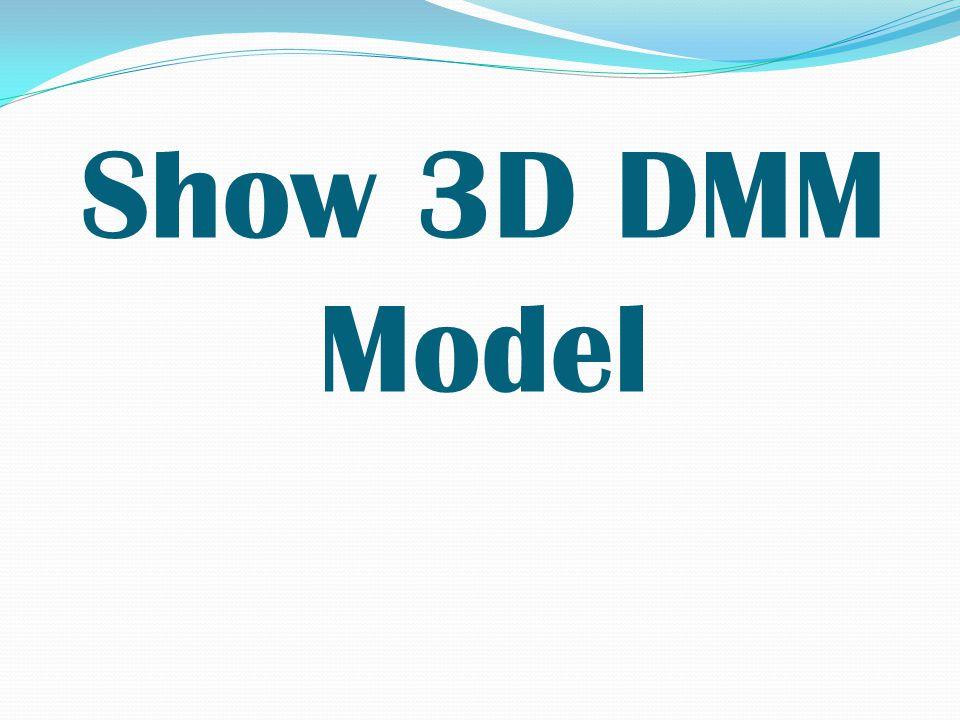 Show 3D DMM Model