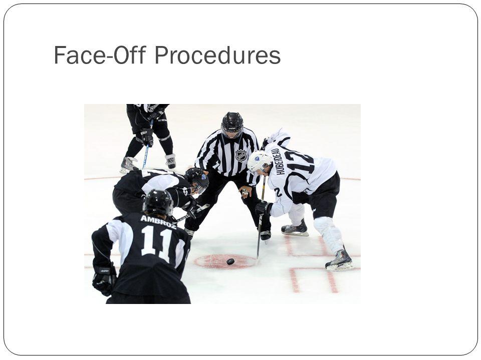 Face-Off Procedures