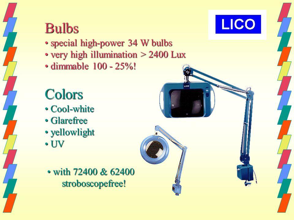 BIG EYE Art.Nr. 52400 transformer Art.Nr. 62400 Electronics 3 or 4 Dioptrien (MIL) 3 or 4 Dioptrien (MIL) ergonomic lenses for ergonomic lenses for ey