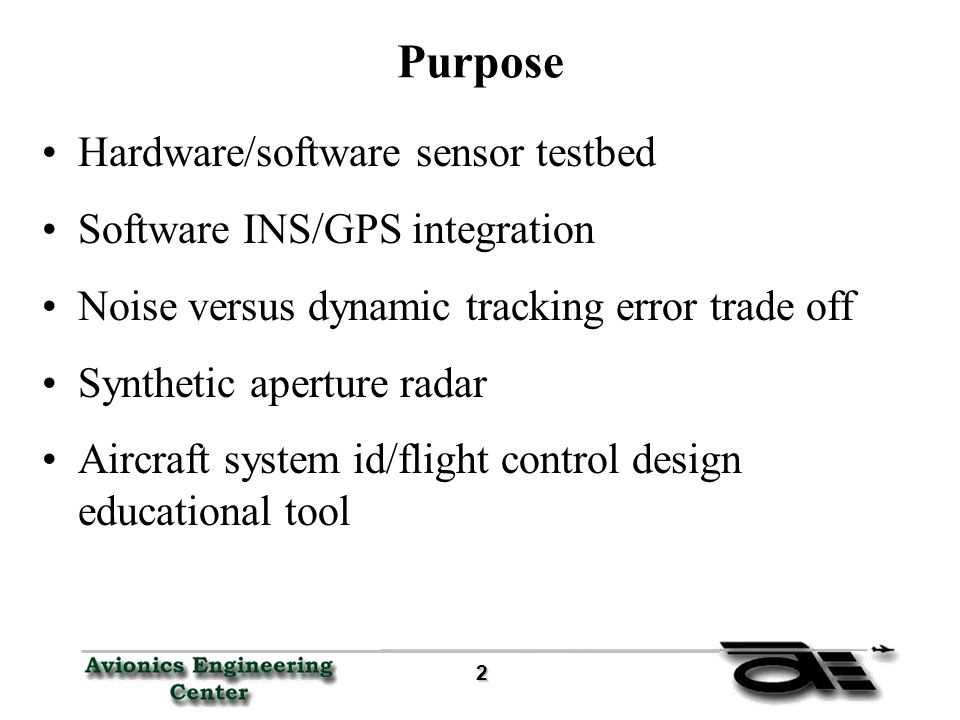 23 23 GPS and INS Data