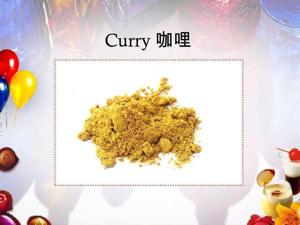 Curry 咖哩