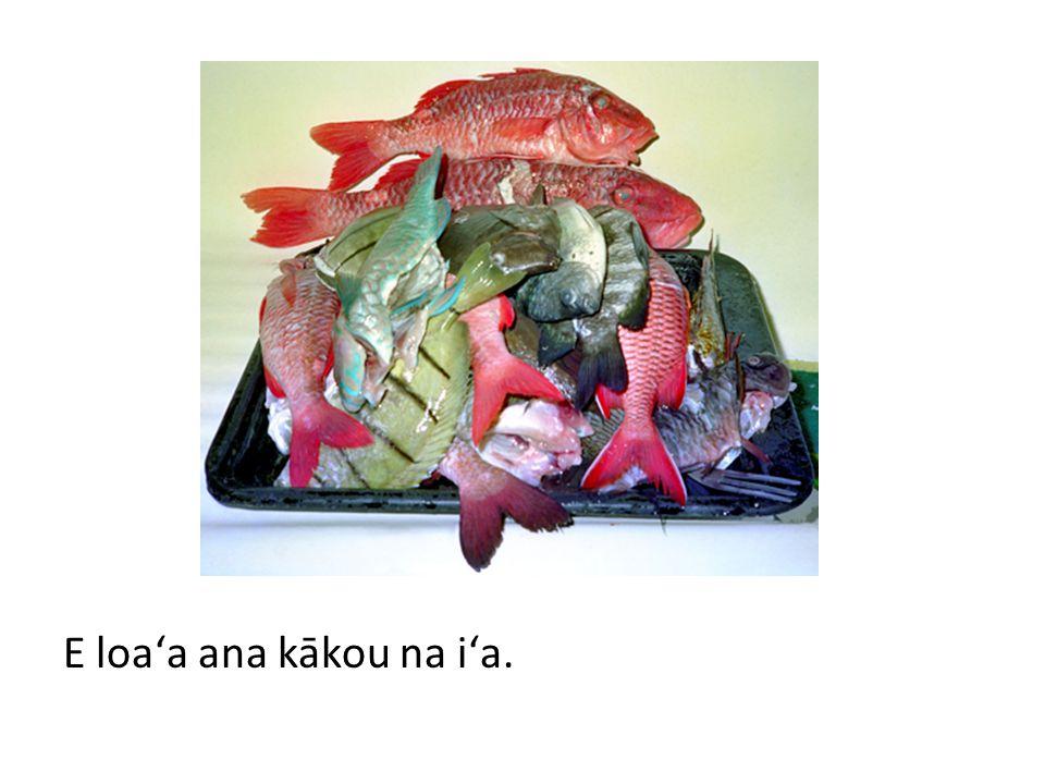 E pāʻina ana koʻu ohana i keia lā.
