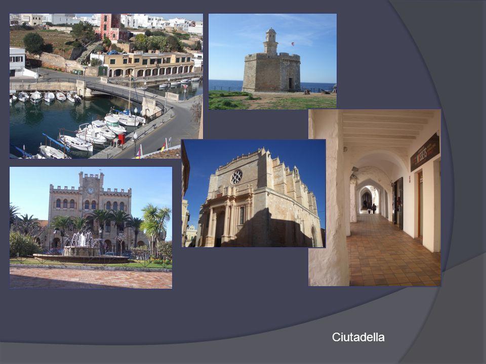 Postales Albufera des Grau Alrededores de Binigaus Torre d'Alcaufar