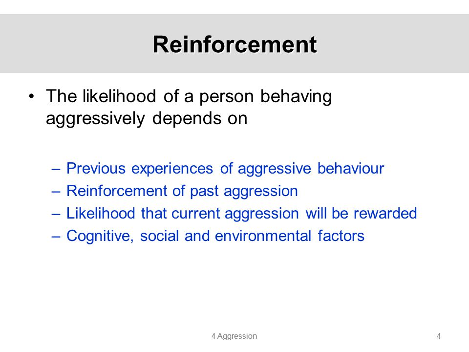 4 Aggression 15 Psychological Approaches to Explaining Aggression 6.What conclusions can be drawn from Zimbardo's Stanford Prison Experiment concerning the causes of aggressive behaviour.