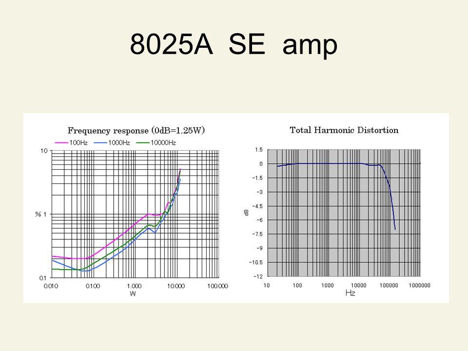 8025A SE amp