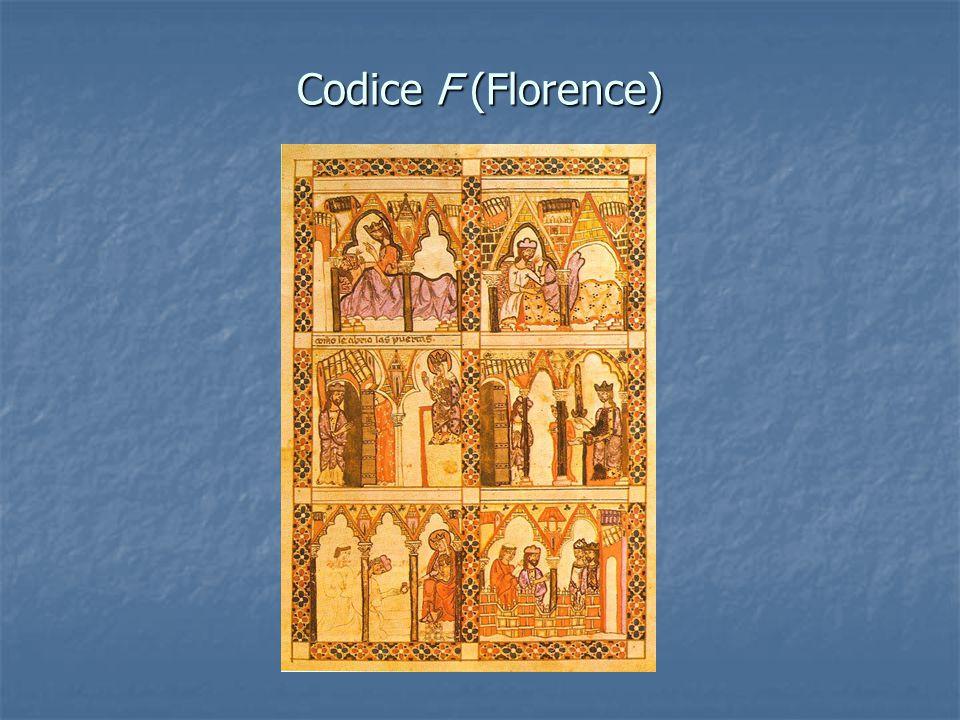 Codice F (Florence)