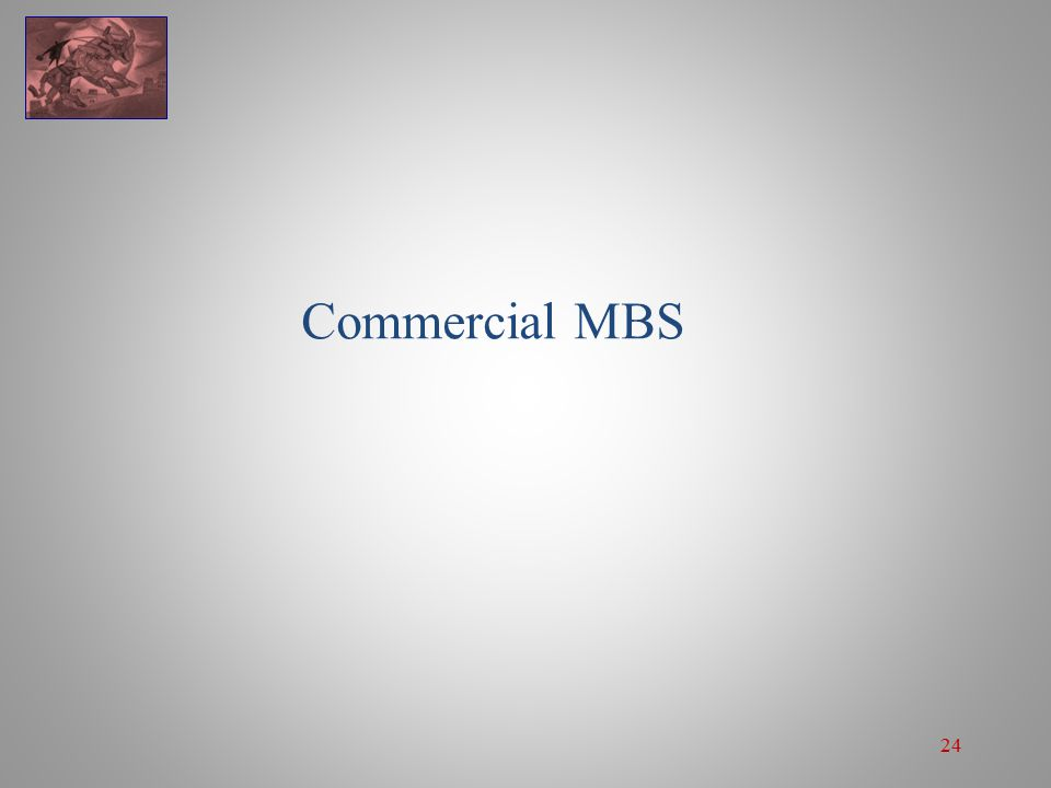 24 Commercial MBS
