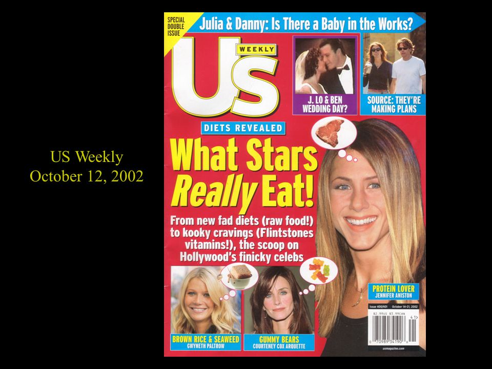 US Weekly October 12, 2002