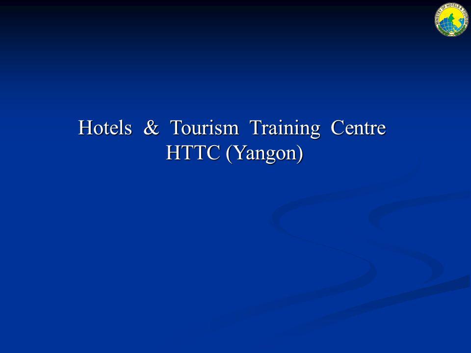 Hotels & Tourism Training Centre HTTC (Yangon)