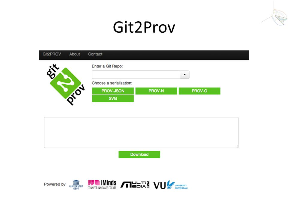 Git2Prov