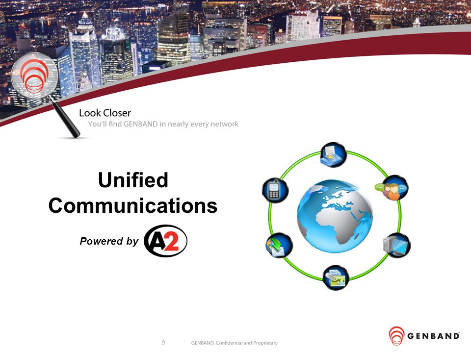 9 Unified Communications Powered by