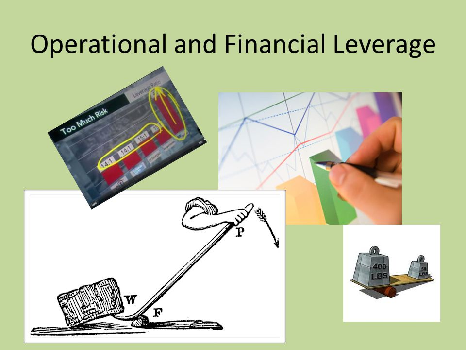 Operational and Financial Leverage