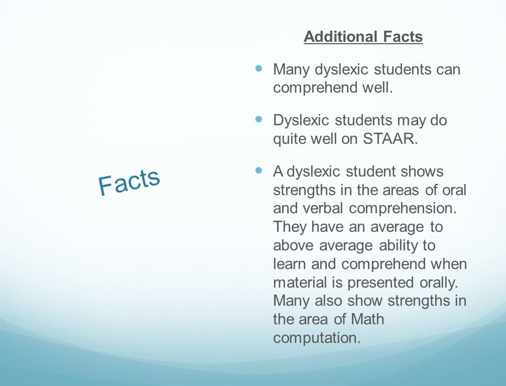International Dyslexia Association's Definition of Dyslexia Dyslexia is a specific learning disability that is neurological in origin.