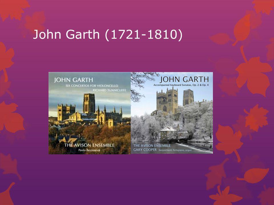 John Garth (1721-1810)