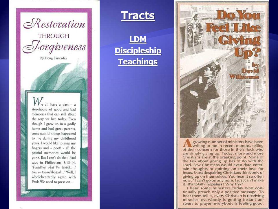 12 TractsLDMDiscipleshipTeachings