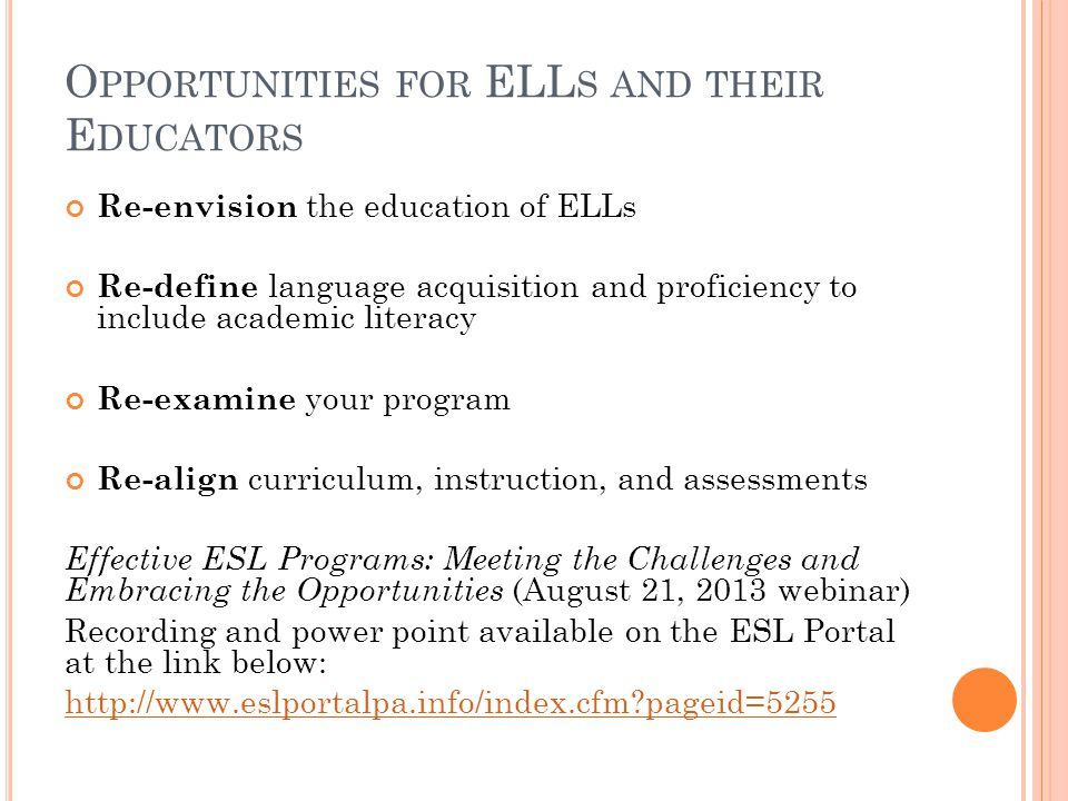 WIDA C AN DO N AME C HARTS Educators can indicate the proficiency level by domain for each ELL student on their class roster.