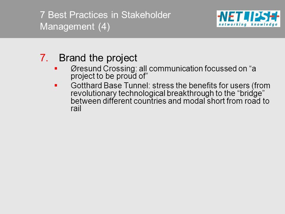 Best Practices put to use  Amsterdam Noord/Zuidlijn 2003 - 2017