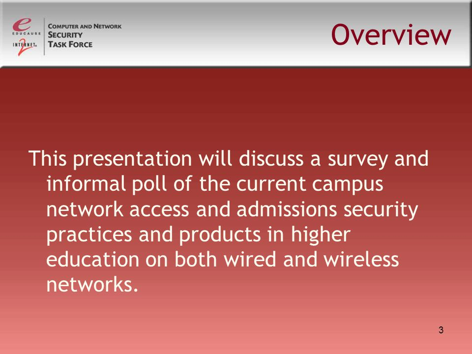 34 NAC/P Higher Ed Effective Practices Survey Q5: Other Category 1.