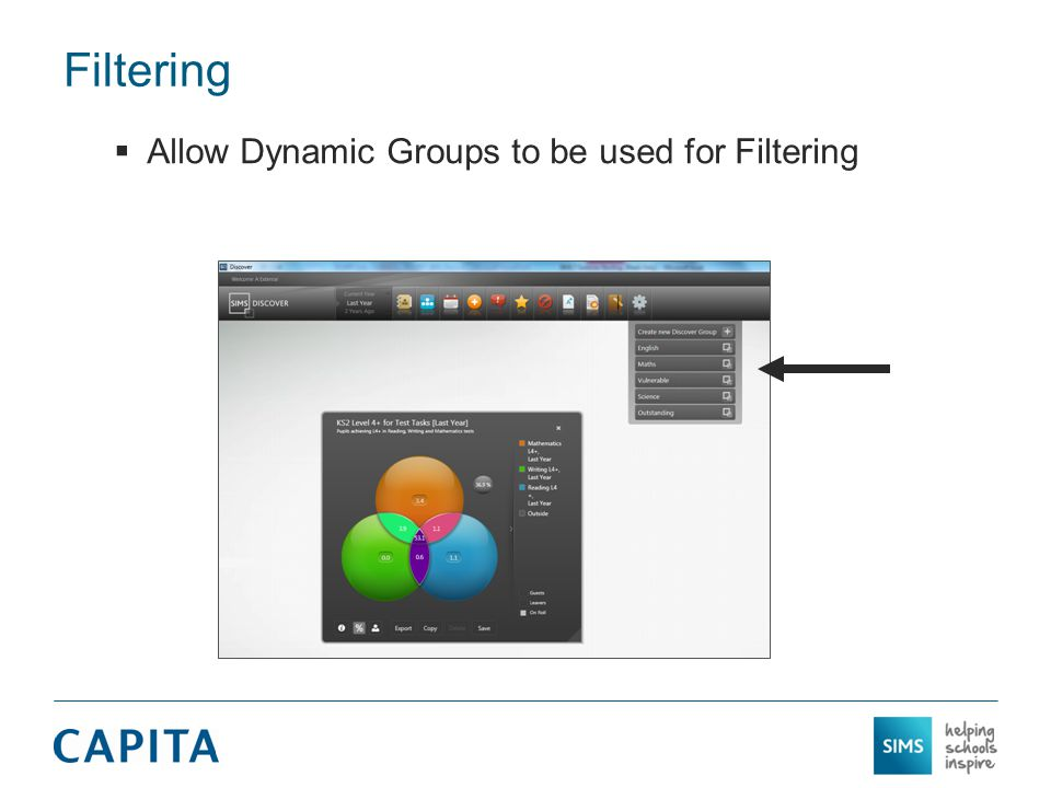 Filtering  Allow Dynamic Groups to be used for Filtering
