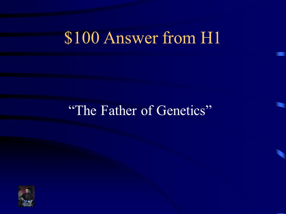 $100 Answer from H4 A mutation