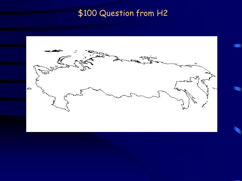 $500 Answer from H1 City and Country back