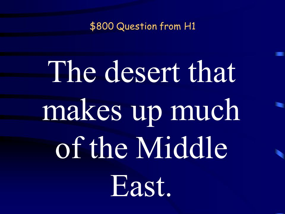 $600 Answer from H1 What is Australia? Back