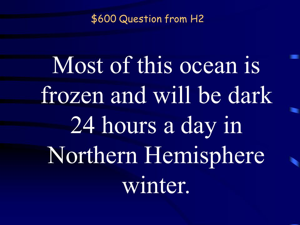 $400 Answer from H2 What is the Yangtze River. Back
