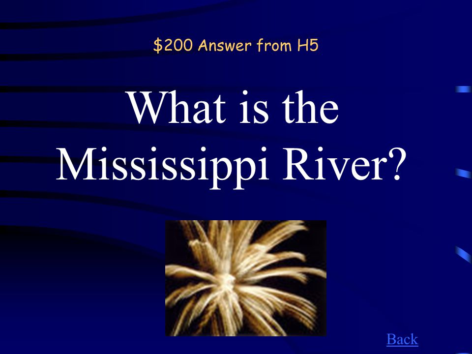 $200 Question from H5 The Gulf of Mexico.