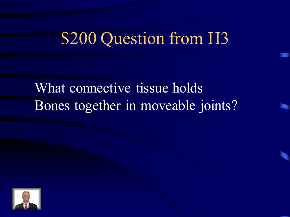 $100 Answer from H3 Dislocation