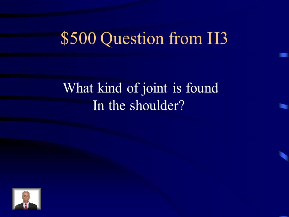 $400 Answer from H3 Neck – Vertebrae 1 and 2