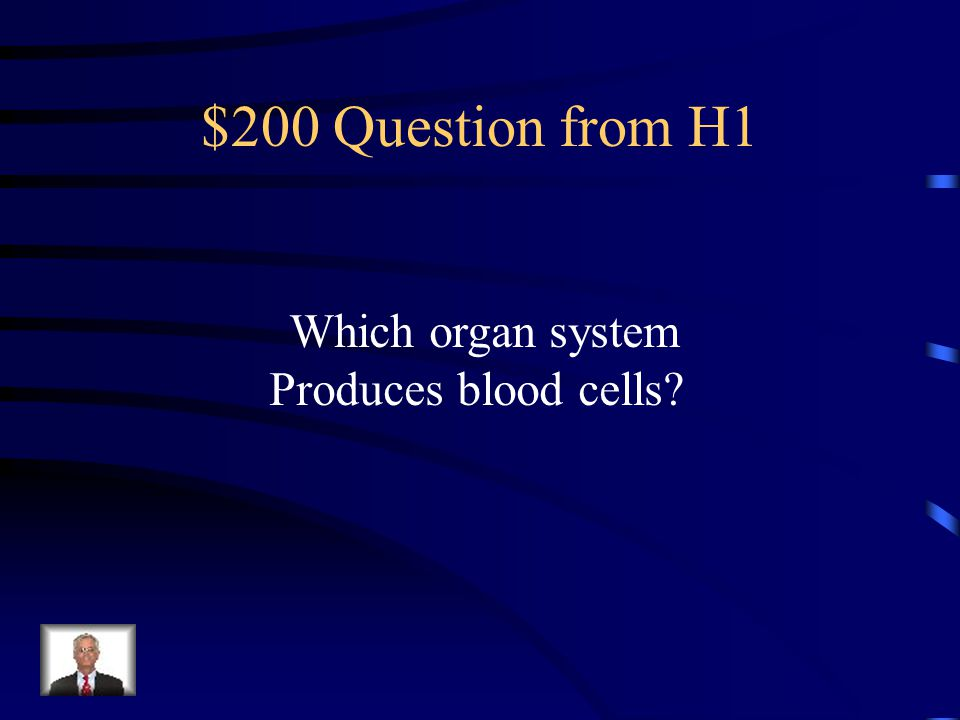$100 Answer from H1 Multiple Answers