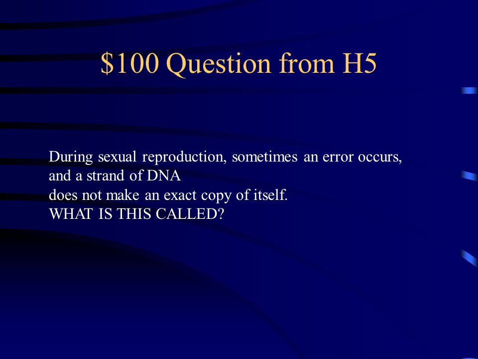 $500 Answer from H4 Half as many as the parent