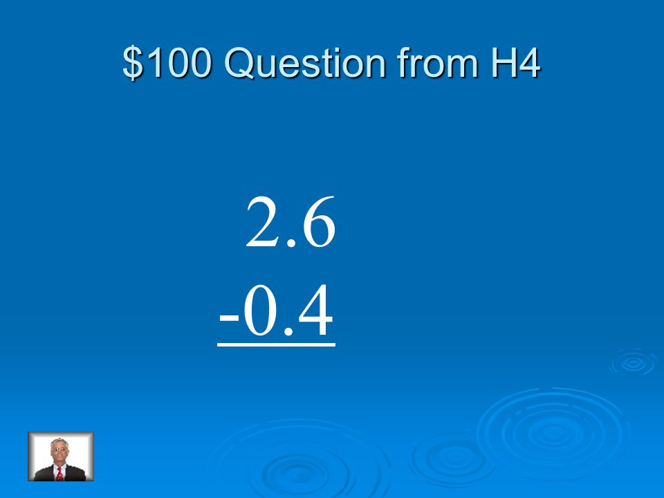 $500 Answer from H3 159.3