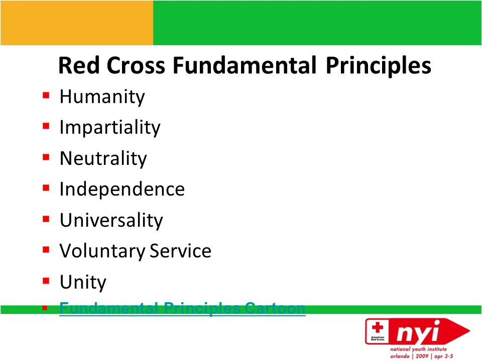 The Symbols Red Cross Red Crescent Red Crystal