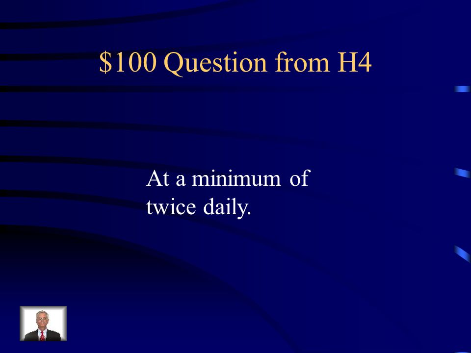 $500 Answer from H3 What are fats, sugars & salt