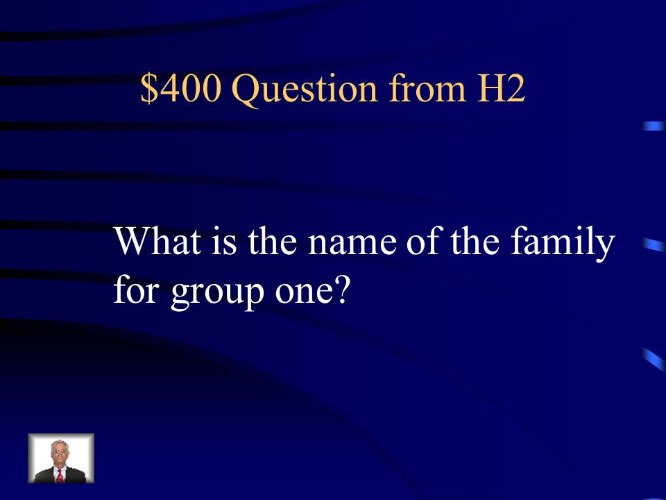 $300 Answer from H2 What is to indicate where the metalloids are located