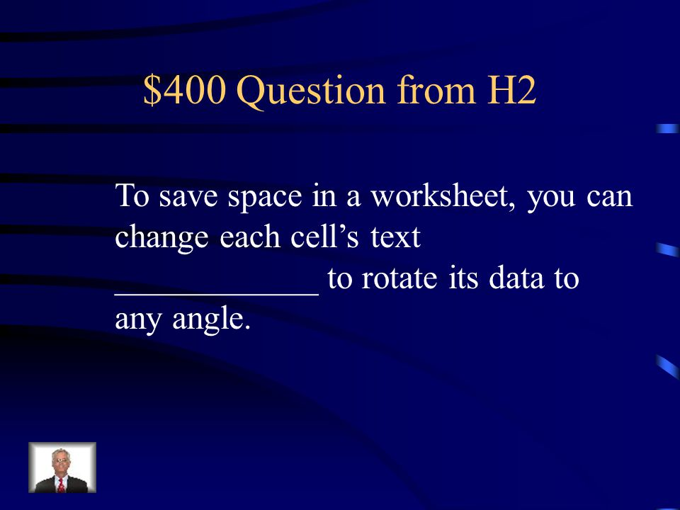 $300 Answer from H2 What is fill.