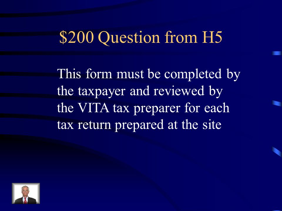 $100 Answer from H5 Pub. 4012, Volunteer Resource Guide Pub. 17, Tax Guide for Individuals