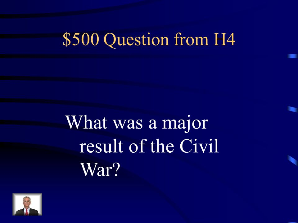 $400 Answer from H4 they needed cotton for their factories