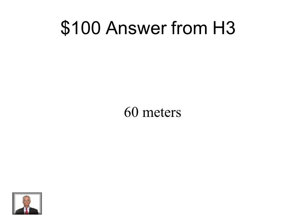 $100 Question from H3 The graph above shows the motion of Lance Armstrong the cyclist. Using data from the graph, a student predicts (through projecti