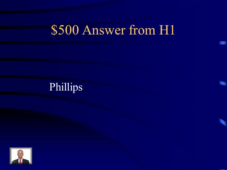 $500 Question from H1 Who was the radio operator that remained on duty through the night